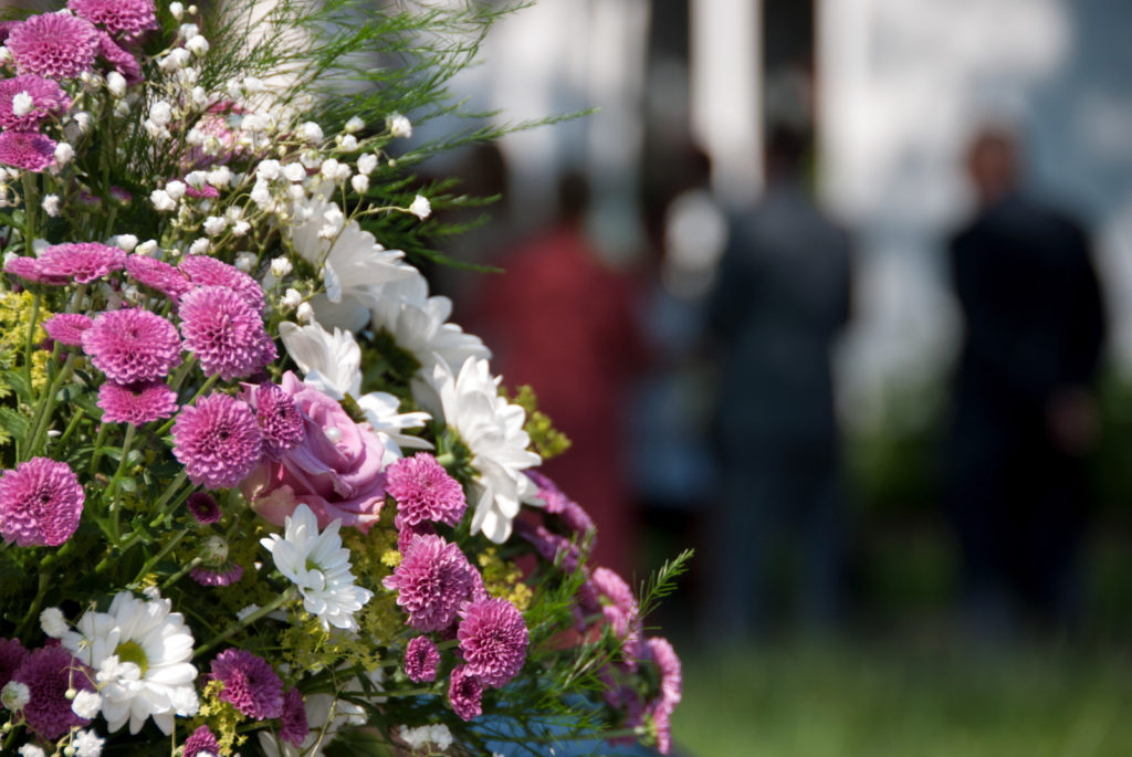 What does it mean to Preplan a funeral